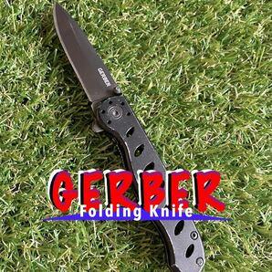 GERBER #902 Folding Knife ガーバー フォールディングナイフ 折りたたみナイフ