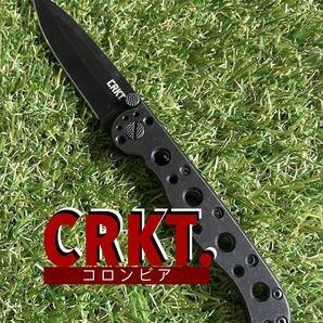 CRKT (コロンビアナイフ)#005 フォールディングナイフ 折りたたみナイフ