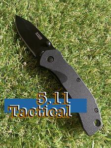 5.11 Tactical #004 折りたたみナイフ フォールディングナイフ