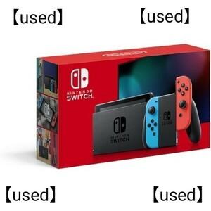 Nintendo Switch本体【中古】