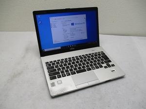 △富士通 LIFEBOOK S935/K FMVS03004 Core i5 5300U 2.3GHz 6GB 240GB(SSD) 13.3インチ FHD 1920×1080 Windows10 Pro 64bit