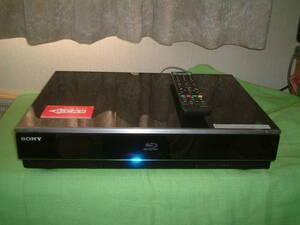 1ヶ月保証 ソニー BDZ-X90  HDD/DVD/ブルーレイ/ レコーダー 2番組同時録画 500GB 新品リモコン B-CASカード付き