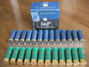 [個人] レミントン&F2 2種 空薬莢 ショットガン ダミーカート 25本セット M870 M4 M24 M700 M40 VSR L96 98K M37 SDV APS
