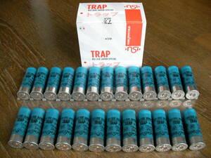 [小物] TRAP 空薬莢 ショットガン ダミーカート 25本セット M870 M1 M3 M4 M24 M700 M40 VSR L96 98K M37 SDV APS