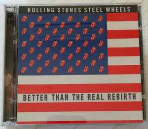 ROLLING STONES / BETTER THAN REAL REBIRTH(2CD SBD) ザ・ローリング・ストーンズ