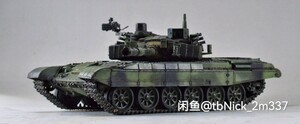 塗装済完成品 1/35 チェコ 主力戦車 T-72M4CZ