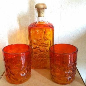 グラス ロックグラス 瓶 酒瓶 水差し 花瓶