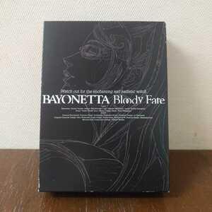 BAYONETTA Bloody Fate(豪華特装版)(Blu-ray Disc) ベヨネッタ アニメ 初回限定盤 BluRay ブルーレイ