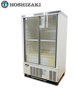 ジャンク品 星崎 ホシザキ 小形冷蔵ショーケース SSB-63CTL ※冷えません※