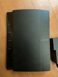 無線LANルーター ELECOM 親機 Wi-Fiルーター 無線LAN WiFi