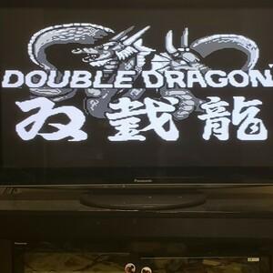 【レア・動作確認済】TECNOS JAPAN ダブルドラゴン ゲームボーイ版