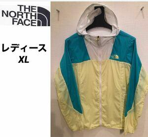 The north face レディース ナイロン ジャケット XL