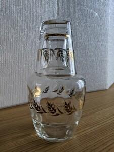 アンティーク 冠水瓶 冠水ガラス