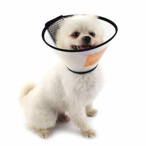 ペット犬 猫 用 エリザベスカラー