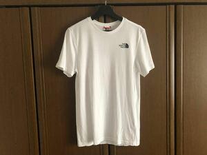 THE NORTH FACE ザノースフェイス ノースフェイスTシャツ 半袖Tシャツ ホワイトレーベル Sサイズ