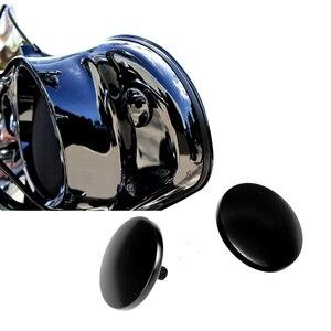 ハーレー インナー フェアリング ミラー プラグ ストリート グライド FLHX バットウィング 1996 - 2016 チョッパー バイク カスタム パーツ