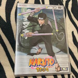 NARUTO−ナルト−2nd STAGE 2004 巻ノ十DVD