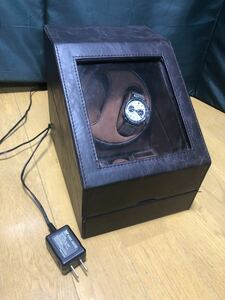 腕時計 ワインディングマシーン 2台用