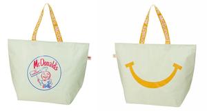 新品!レア!マクドナルド 福袋 BIG SMILE BAG 50周年 ビッグスマイルバッグ 2021 夏 限定 エコバッグ スピーディー