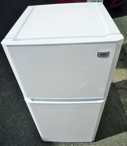 ☆ハイアール Haier JR-N106K 106L 2ドア冷凍冷蔵庫◆2016年製・一人暮らし等に最適2,991円