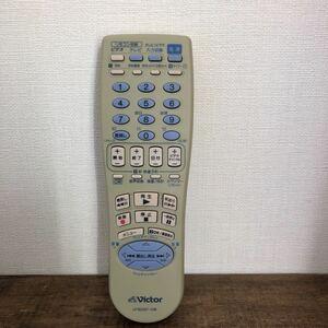 【即決】★K2023★ Victor ビクター ビデオテレビリモコン LP20337-016