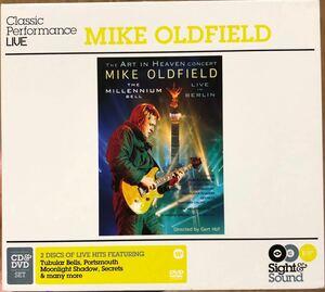 【CD+DVD】MIKE OLDFIELD / ART IN HEAVEN CONCERT マイク・オールドフィールド 感動ライヴ