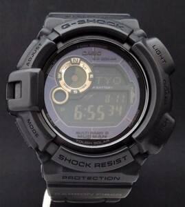CASIO カシオ G-SHOCK ジーショック MUDMAN マッドマン GW-9300GB-1DR ブラック×ゴールド 電波ソーラー メンズ 腕時計 店舗受取可