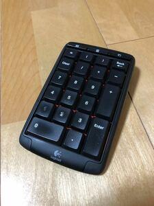 ワイヤレス テンキー logicool N305 ジャンク
