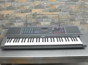 ♪♪f149-8 CASIO カシオ CTK-550 電子キーボード 61鍵盤 電子ピアノ デモソング付き 練習 レッスン 自宅用♪♪