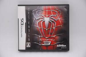 ニンテンドーDS ゲームソフト 「スパイダーマン3」検索:Nintendo DS Spider-Man NTR-AQ3J-JPN