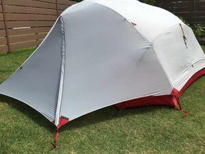MSR パパハバ  フットプリント付 テント