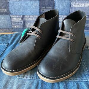 未使用 clarks クラークス ブシャクレ3 ブーツ 26153530 25.5センチ