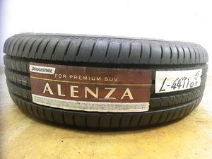 L-4471 未使用タイヤ ブリヂストン ALENZA 001 225/65R17 102H (1本)