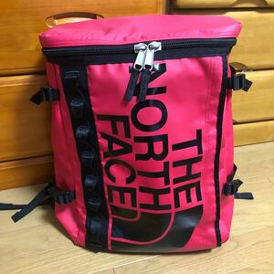 THE NORTH FACE BCヒューズボックス 30L 赤 NM81357
