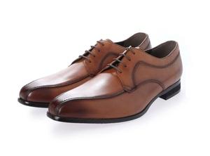 新品 マドラス madras MDL メンズ ビジネスシューズ 高級 紳士靴 本革 冠婚葬祭 3E DS4060 ライトブラウン 24.5cm