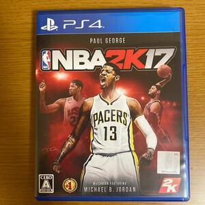 【 PS4】NBA2K17