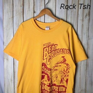 バンドT・ロックT 2004年 BEAT CRUSADERS ビークル Tシャツ L メロディック・ロック オールド メロコア ビート・クルセイダース 00s ●55