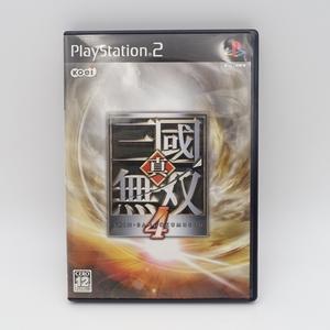 中古/PlayStation 2/真・三國無双4/ゲームソフト/Koei コーエー/PS2 プレステ2/2152