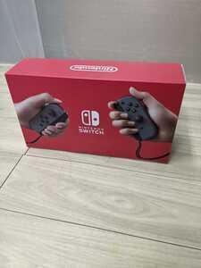 Nintendo Switch ニンテンドースイッチ 本体 新型 HAD-S-KAAAA HAC-001 グレー 任天堂 新品未使用品