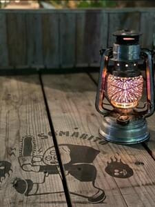 SomAbito ソマビト Glass glove lantern3D