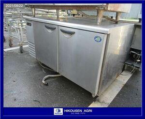 サンヨー:SUR-F1571SA ②:業務用:冷蔵庫:コールドテーブル:100V:50/60Hz:厨房機器:SUR-F1571SA ②:HIKOUSEN