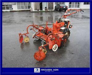 ★★クボタ:KUBOTA:T1-65:管理機:耕運機:耕耘機:マルチャー:6.2馬力:マルチ張り:作業機:T1-65:HIKOUSEN