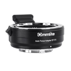 Commlite CM-EF-FX 電子マウントアダプター(キヤノンEFマウントレンズ → 富士フイルムXマウント変換)