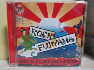 [2442] PRODUCED BY MARTY FRIEDMAN ROCK FUJIYAMA BAND [ROLLY、KENNY GUY、SHELLYを中心にMASAKI(from CANTA)真矢(ex. LUNA SEA)]