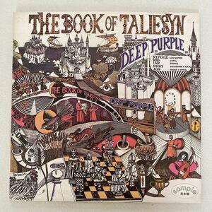 ディープパープル レコード USオリジナル DEEP PURPLE BOOK レコード LP
