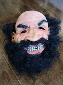 產品詳細資料,日本Yahoo代標|日本代購|日本批發-ibuy99|ラバーゴム製、かぶるとひじょうにリアルな怪しいヒゲモジャのひげ男という感じです!