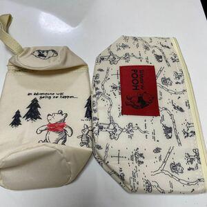 くまのプーさん ペットボトル・ランチバッグ(保冷タイプ)
