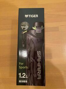 新品 未開封 タイガー 1.2リットル ステンレスボトル スポーツ保冷専用