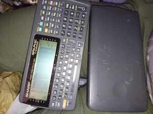 SHARP pocket computer -PC-G850 pocket computer free shipping H01