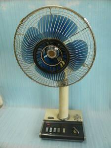 ◆東芝扇風機 SF-30L 30cm 4枚羽 Toshiba #昭和レトロ#当時物